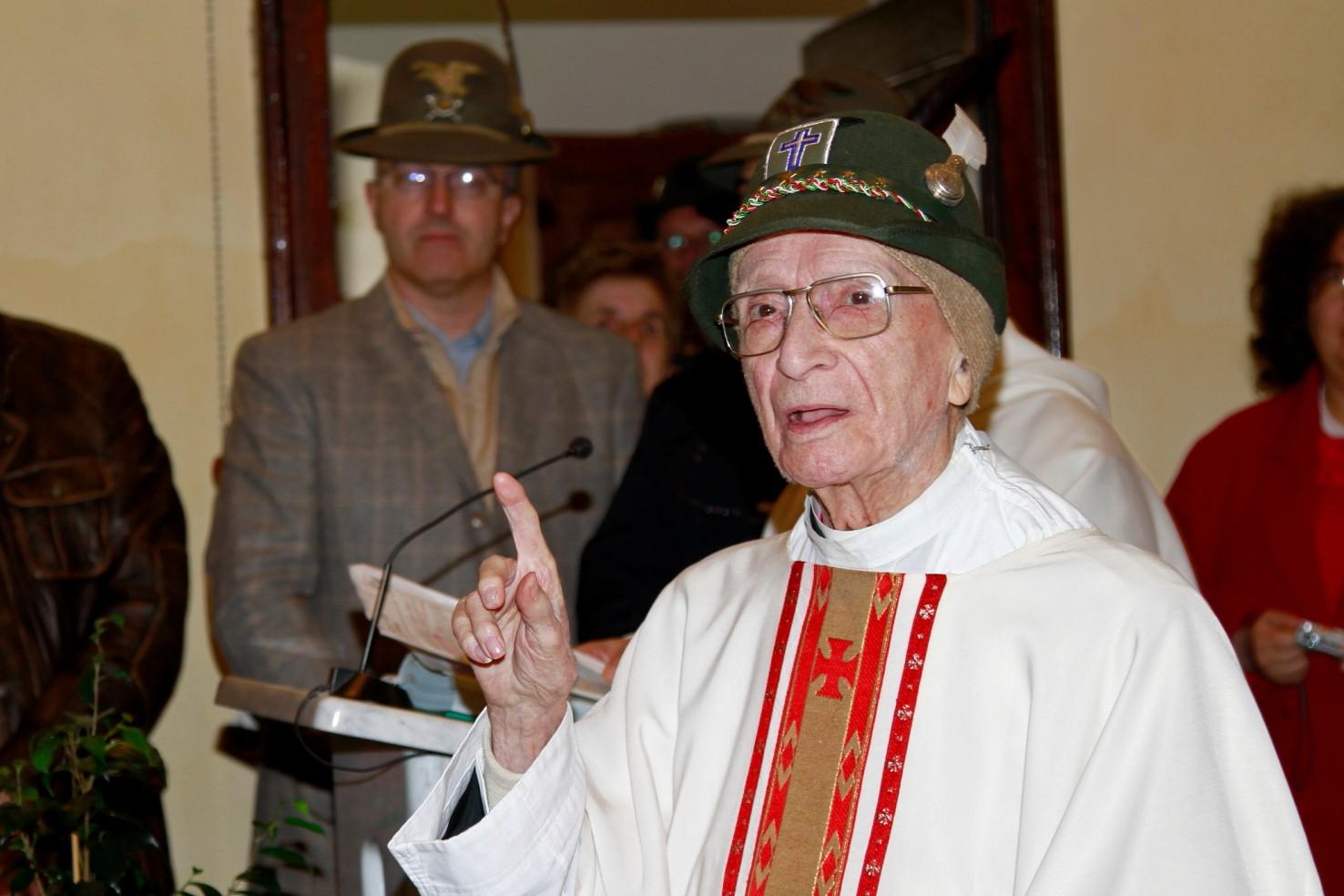 Monsignore Italo Ruffino